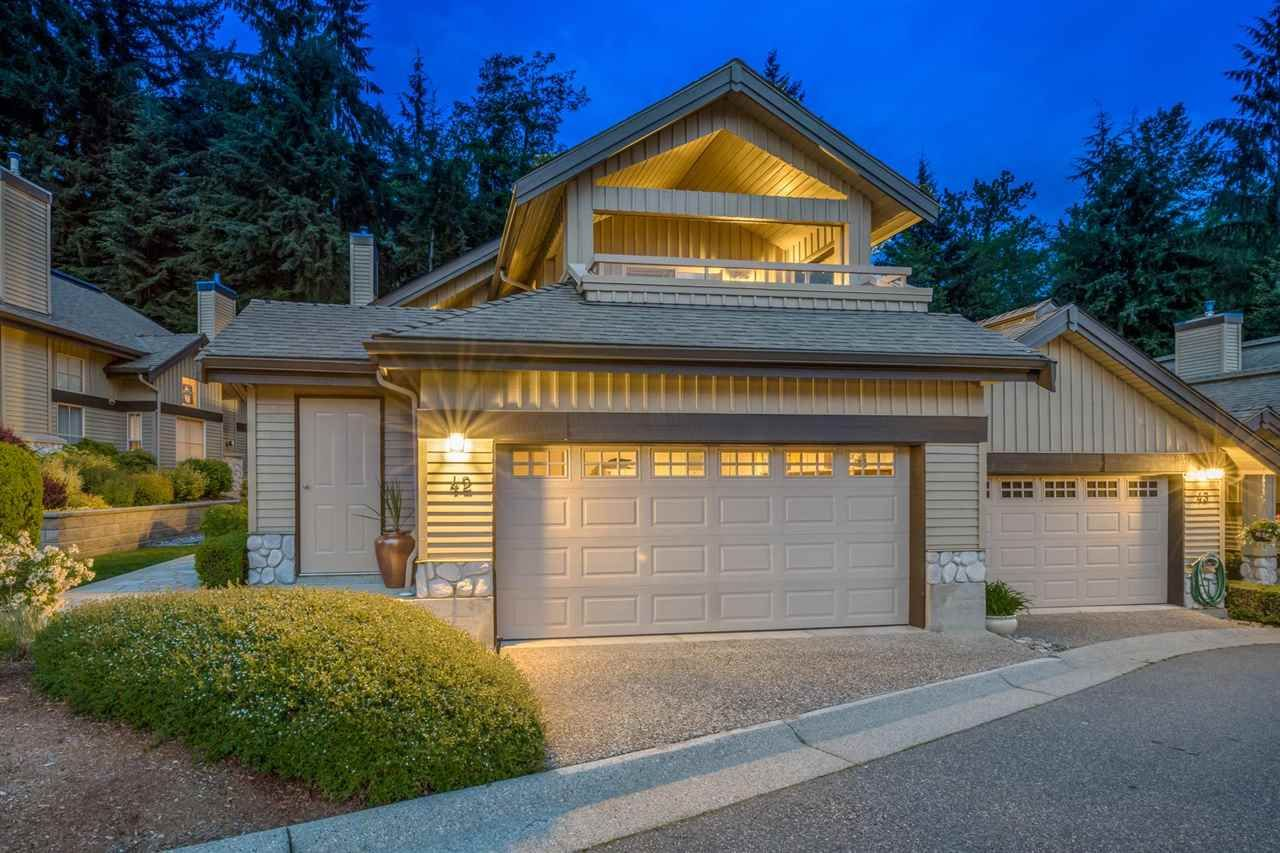 """Main Photo: 42 1550 LARKHALL Crescent in North Vancouver: Northlands Townhouse for sale in """"NAHANEE WOODS"""" : MLS®# R2586696"""