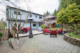 Photo 33: 6 MCNAIR Bay in Port Moody: Barber Street House for sale : MLS®# R2559454