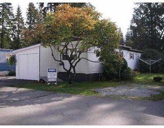 "Photo 2: 46 23264 CALVIN Crescent in Maple_Ridge: East Central Manufactured Home for sale in ""GARIBALDI COURT"" (Maple Ridge)  : MLS®# V673083"