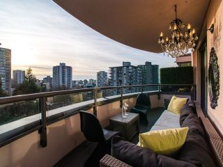 Photo 2: 1003 1265 BARCLAY STREET in Vancouver: West End VW Condo for sale (Vancouver West)  : MLS®# R2239571