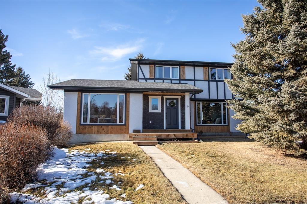 Main Photo: 6 W Meeres Close in Red Deer: Morrisroe Residential for sale : MLS®# A1089772
