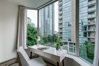 """Photo 16: 601 1333 HORNBY Street in Vancouver: Downtown VW Condo for sale in """"Anchor Point"""" (Vancouver West)  : MLS®# R2603899"""