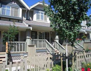 """Photo 9: 8 6651 203RD Street in Langley: Willoughby Heights Townhouse for sale in """"Sunscape"""" : MLS®# F2727651"""