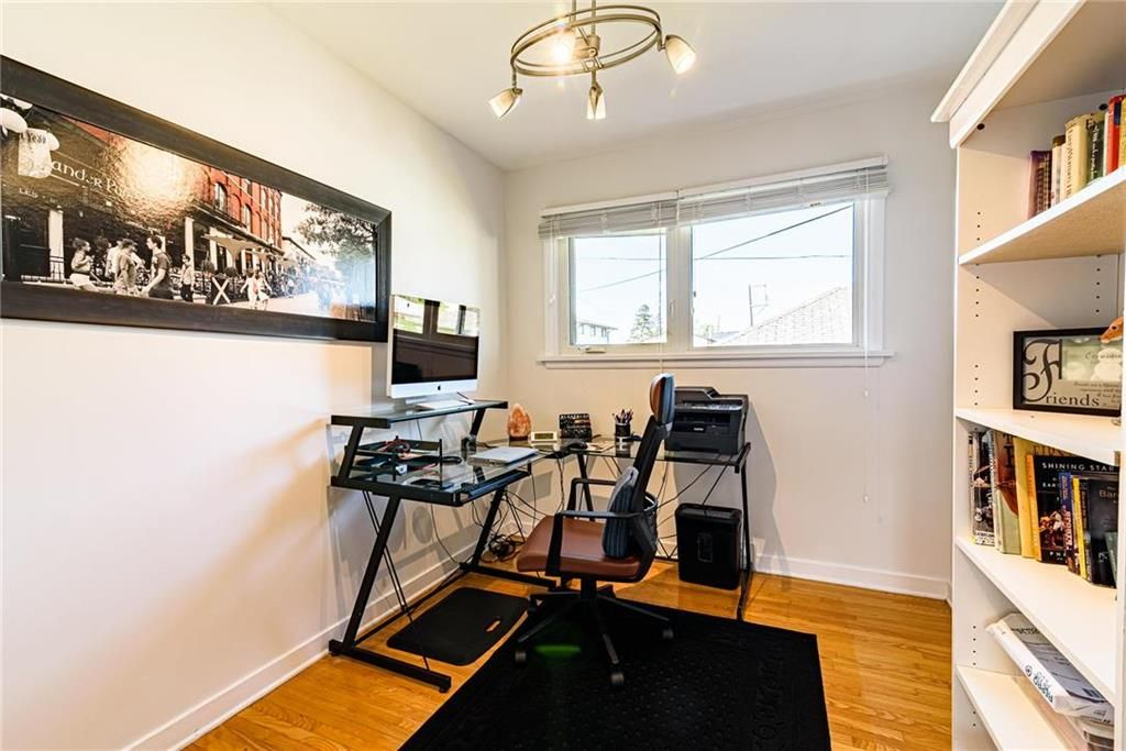 Photo 24: Photos: 603 Fleming Avenue in Winnipeg: Residential for sale (3B)  : MLS®# 202113289