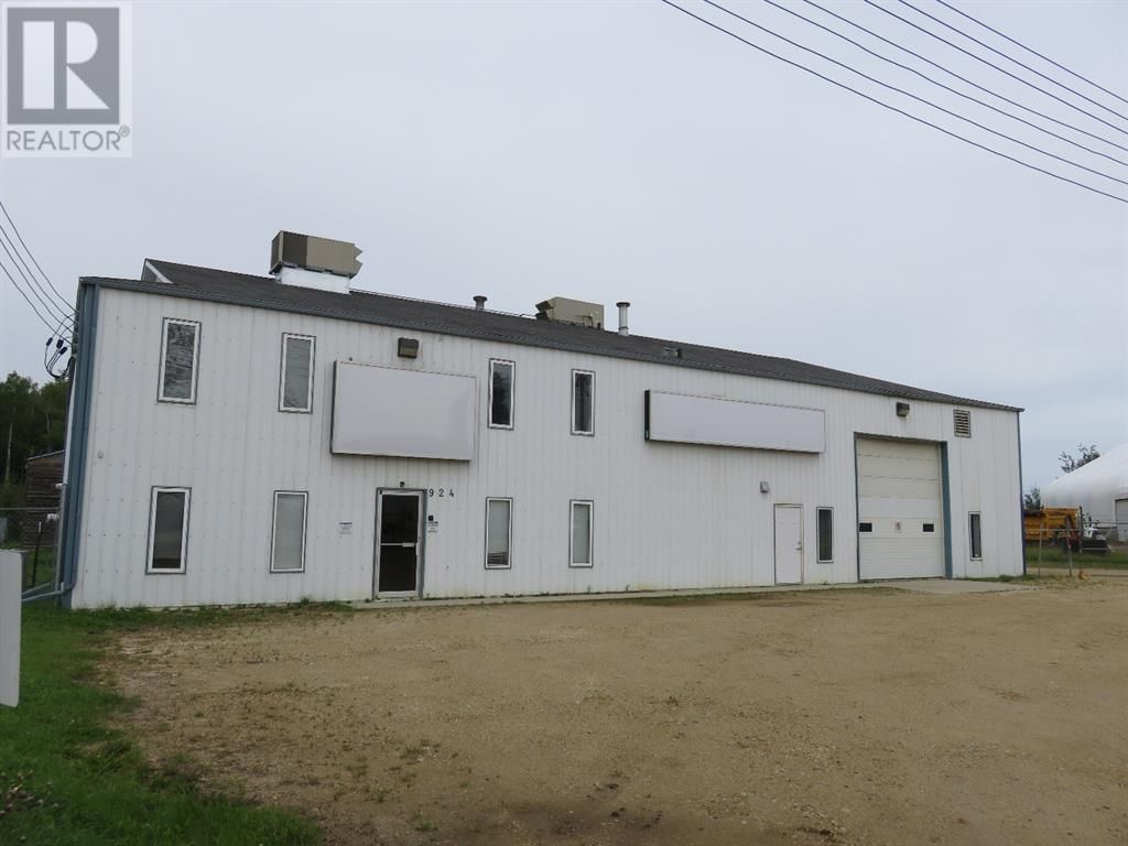 Main Photo: 924 8 Street NW in Slave Lake: Industrial for sale : MLS®# A1040907