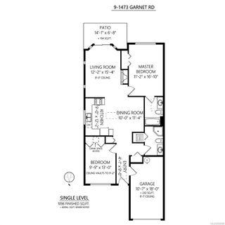 Photo 23: 9 1473 Garnet Rd in : SE Cedar Hill Row/Townhouse for sale (Saanich East)  : MLS®# 850886