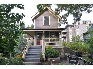 Photo 2: 1117 PENDRELL Street in Vancouver: West End VW House for sale (Vancouver West)  : MLS®# R2554375