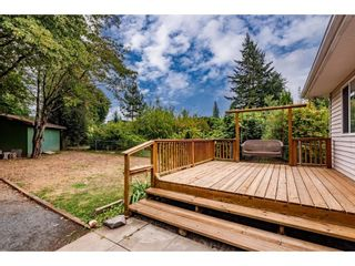 """Photo 29: 2304 MOULDSTADE Road in Abbotsford: Abbotsford West House for sale in """"CENTRAL ABBOTSFORD"""" : MLS®# R2618830"""