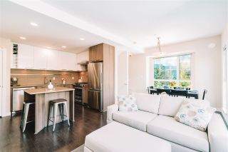 """Photo 6: 410 9350 UNIVERSITY HIGH Street in Burnaby: Simon Fraser Univer. Townhouse for sale in """"Lift"""" (Burnaby North)  : MLS®# R2468337"""