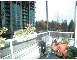 """Photo 8: 1163 THE HIGH Street in Coquitlam: North Coquitlam Condo for sale in """"THE KENSINGTON"""" : MLS®# V621194"""