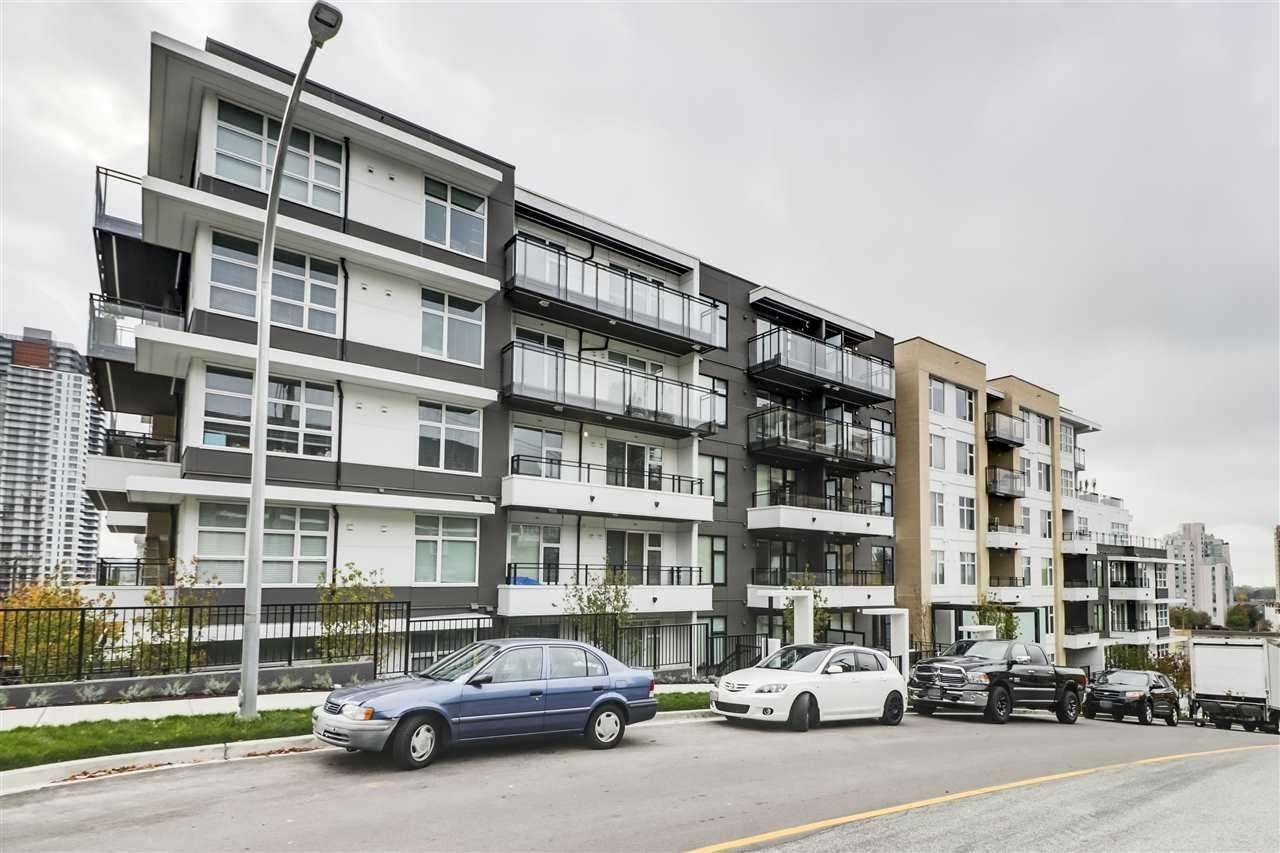"""Main Photo: 103 1012 AUCKLAND Street in New Westminster: Downtown NW Condo for sale in """"CAPITOL"""" : MLS®# R2571983"""