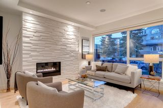 Photo 4: 1719 13 Street SW in Calgary: Lower Mount Royal Semi Detached for sale : MLS®# A1106591