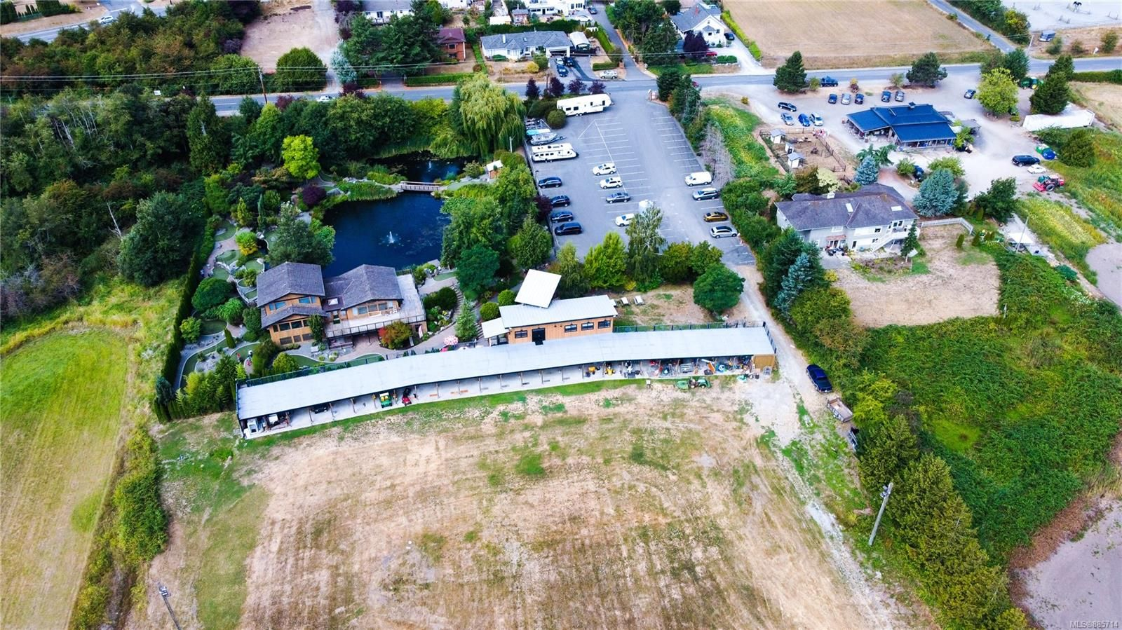 Main Photo: 7081 Central Saanich Rd in Central Saanich: CS Island View Other for lease : MLS®# 885714
