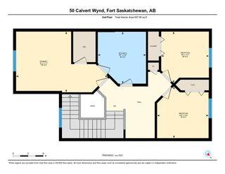 Photo 4: 50 CALVERT Wynd: Fort Saskatchewan House Half Duplex for sale : MLS®# E4250145