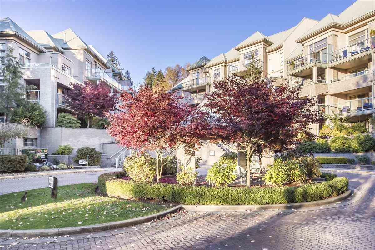 """Main Photo: 214A 301 MAUDE Road in Port Moody: North Shore Pt Moody Condo for sale in """"Heritage Grand"""" : MLS®# R2466859"""