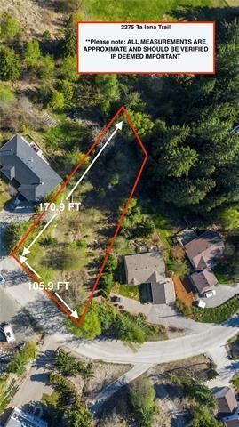 Photo 9: 2275 Ta Lana Trail, in Blind Bay: Vacant Land for sale : MLS®# 10240526