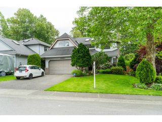 "Photo 1: 8678 141 Street in Surrey: Bear Creek Green Timbers House for sale in ""BROOKSIDE ESTATES"" : MLS®# R2456645"