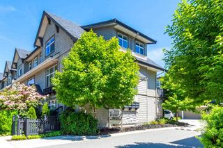 """Photo 1: 728 ORWELL Street in North Vancouver: Lynnmour Townhouse for sale in """"Wedgewood by Polygon"""" : MLS®# R2454255"""