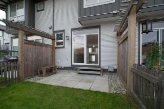 "Photo 2: 138 18777 68A Avenue in Surrey: Clayton Townhouse for sale in ""COMPASS"" (Cloverdale)  : MLS®# R2419589"
