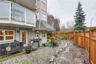 """Photo 3: 101 1515 E 6TH Avenue in Vancouver: Grandview VE Condo for sale in """"WOODLAND TERRACE"""" (Vancouver East)  : MLS®# R2237006"""