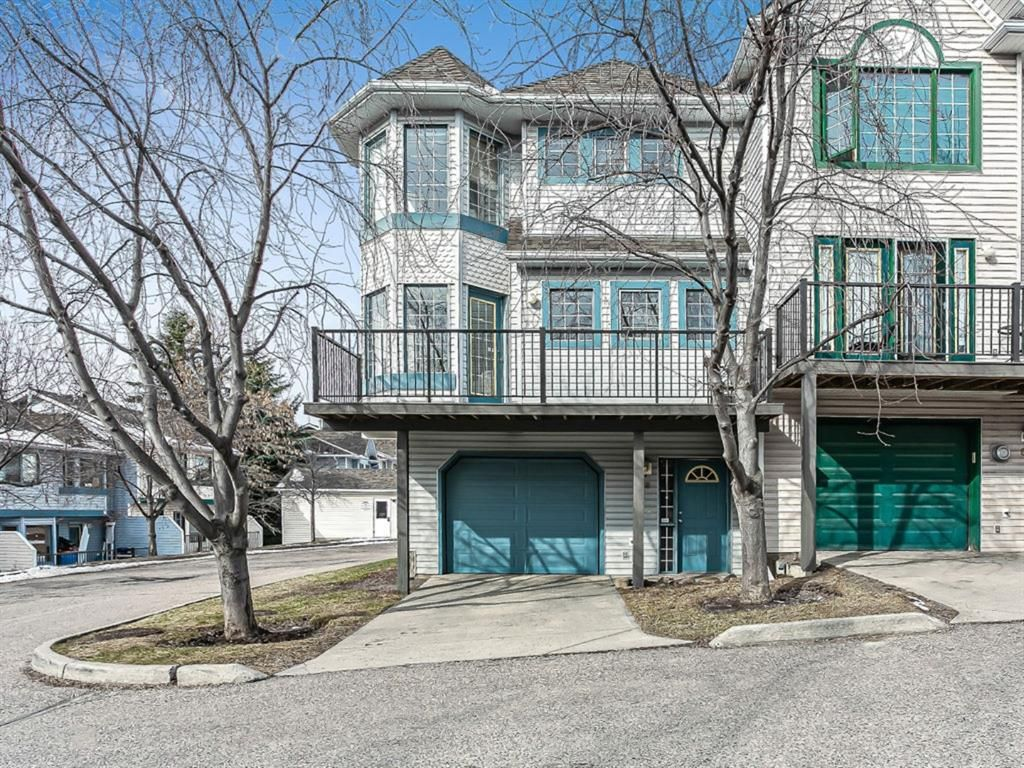 Main Photo: 88 Patina Point SW in Calgary: Patterson Row/Townhouse for sale : MLS®# A1086838
