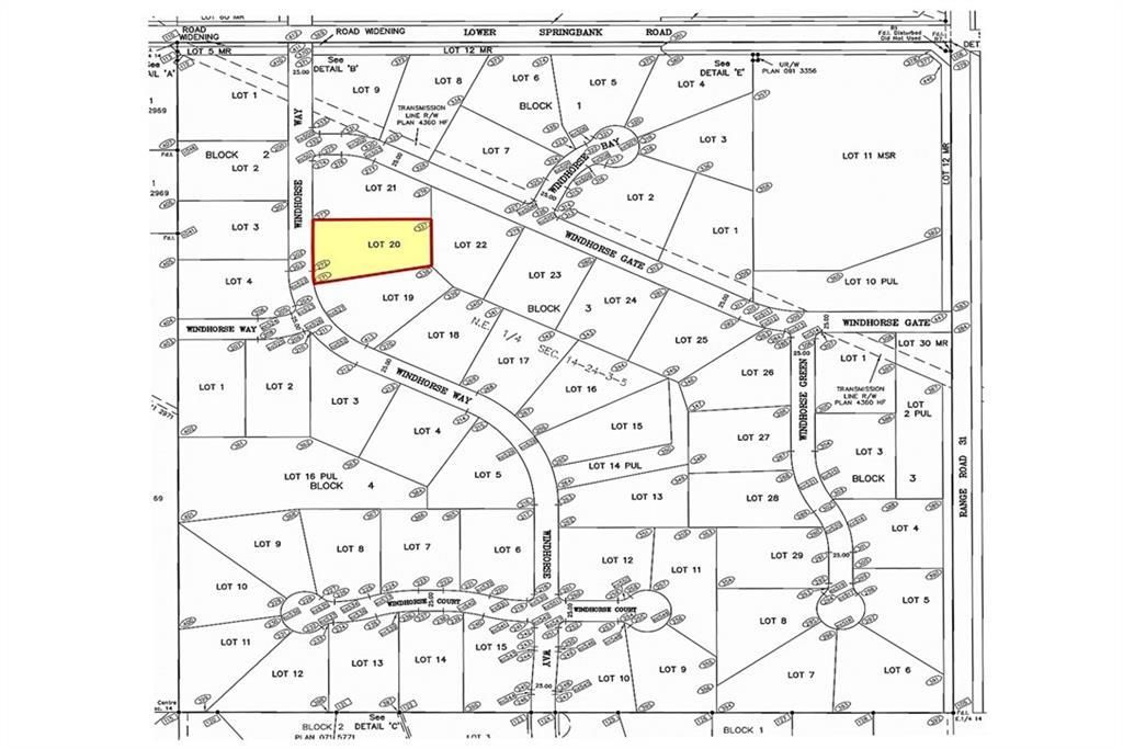 Main Photo: 242230 Windhorse Way in Rural Rocky View County: Rural Rocky View MD Land for sale : MLS®# C4235615