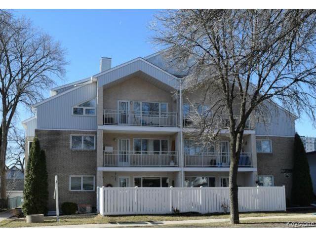 Main Photo: 5 270 Dollard Boulevard in Winnipeg: St Boniface Condominium for sale ()  : MLS®# 1508787