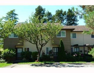 "Photo 1: 27 11160 KINGSGROVE Avenue in Richmond: Ironwood Townhouse for sale in ""CEDAR GROVE ESTATES"" : MLS®# V730530"