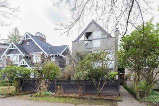 """Main Photo: 2248 W 13TH Avenue in Vancouver: Kitsilano 1/2 Duplex for sale in """"KITSILANO"""" (Vancouver West)  : MLS®# R2563055"""