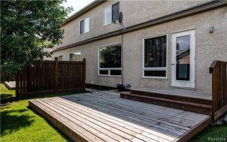 Photo 20: 31 495 Island Shore Boulevard in Winnipeg: Island Lakes Condominium for sale (2J)  : MLS®# 1720429