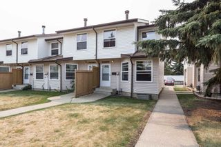 Main Photo: 10463 24 Avenue in Edmonton: Zone 16 Townhouse for sale : MLS®# E4257059