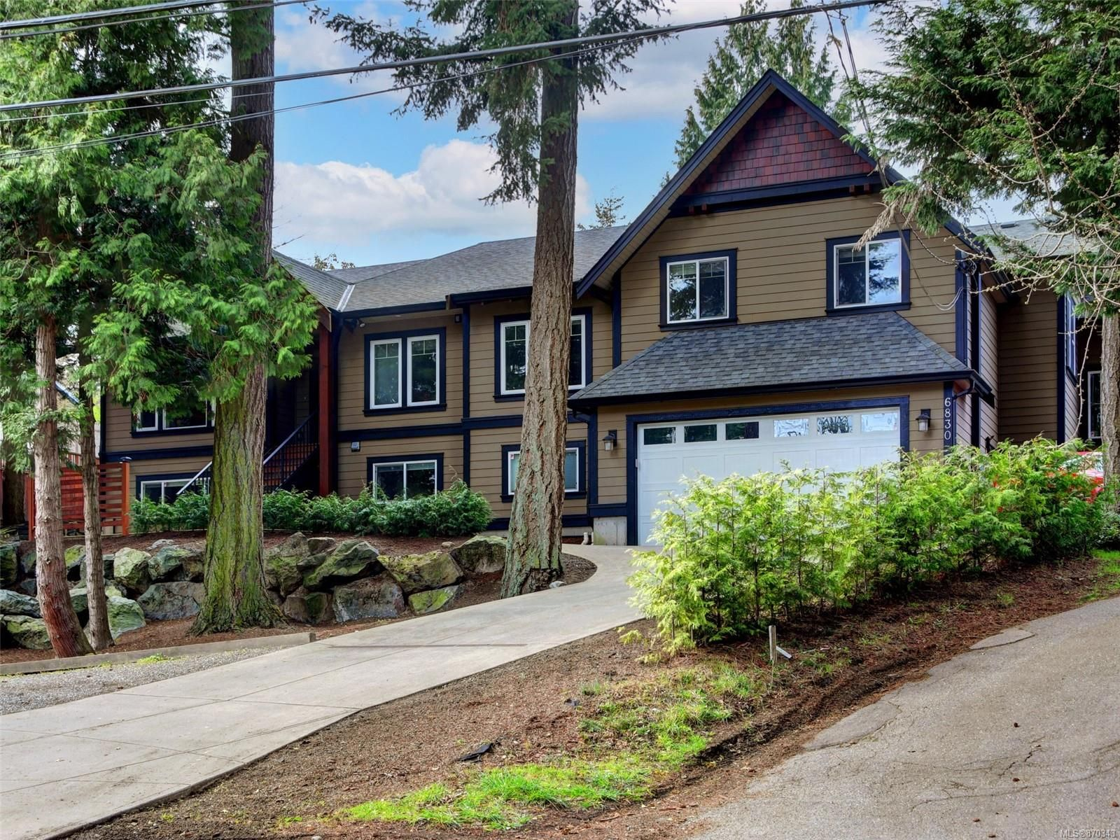 Welcome to 6830 East Saanich Road