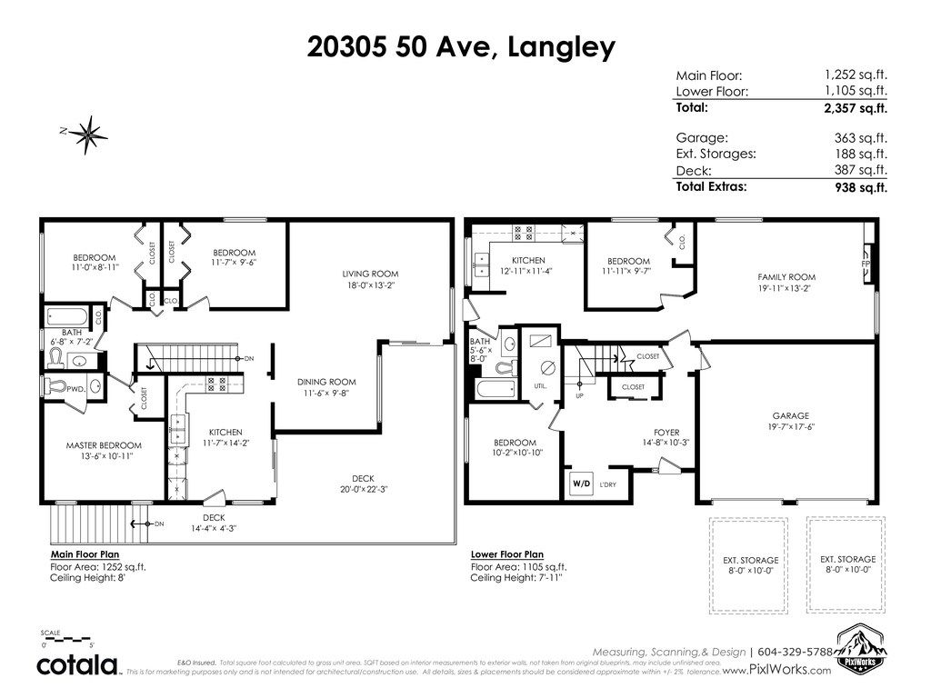 Photo 33: Photos: 20305 50 AVENUE in Langley: Langley City House for sale : MLS®# R2561802