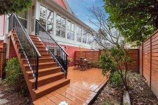 Photo 33: 968 E 15TH Avenue in Vancouver: Mount Pleasant VE 1/2 Duplex for sale (Vancouver East)  : MLS®# R2554475