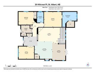 Photo 47: 20 HILLCREST Place: St. Albert House for sale : MLS®# E4251379