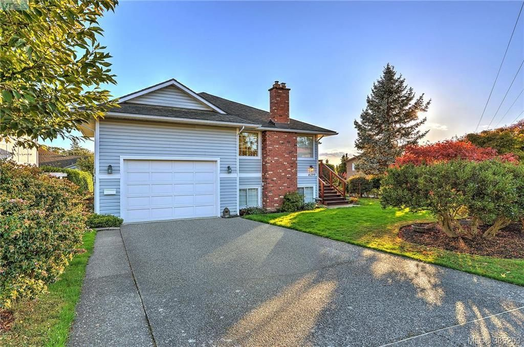 Main Photo: 4299 Panorama Pl in VICTORIA: SE Lake Hill House for sale (Saanich East)  : MLS®# 774088