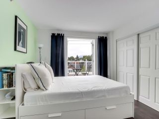 """Photo 15: 210 2545 W BROADWAY Avenue in Vancouver: Kitsilano Townhouse for sale in """"Trafalgar Mews"""" (Vancouver West)  : MLS®# R2590394"""