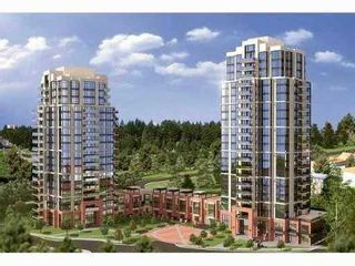 Photo 1: 2203 15 E Royal Avenue in New Westminster: Fraserview NW Condo for sale : MLS®# V881208