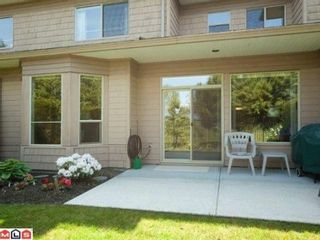 """Photo 29: 33 16655 64 Avenue in Surrey: Cloverdale BC Townhouse for sale in """"Ridgewoods Estates"""" (Cloverdale)  : MLS®# F1013342"""