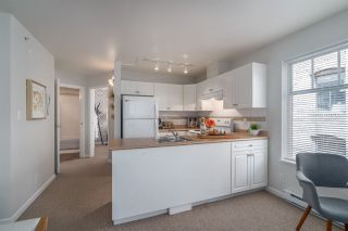 """Photo 5: 401 663 GORE Avenue in Vancouver: Mount Pleasant VE Condo for sale in """"THE STRATHCONA EDGE"""" (Vancouver East)  : MLS®# R2164509"""