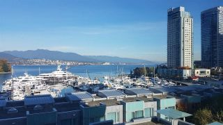 """Photo 3: 601 590 NICOLA Street in Vancouver: Coal Harbour Condo for sale in """"The Cascina at Waterfront Place"""" (Vancouver West)  : MLS®# R2582387"""