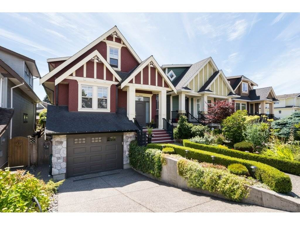 Main Photo: 15454 GOGGS AVENUE in : White Rock House for sale : MLS®# R2080241