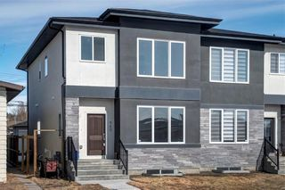 Photo 1: 7940 46 Avenue NW in Calgary: Bowness Semi Detached for sale : MLS®# C4306157