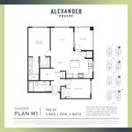 "Main Photo: A421 20867 80 Avenue in Langley: Langley City Condo for sale in ""ALEXANDER SQUARE"" : MLS®# R2533526"