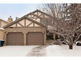 Photo 1: 6982 CHRISTIE ESTATE Boulevard SW in Calgary: Christie Park House for sale : MLS®# C4042652