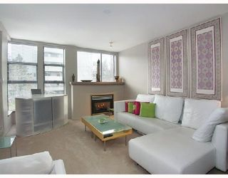 """Photo 2: 512 345 LONSDALE Avenue in North_Vancouver: Lower Lonsdale Condo for sale in """"THE MET"""" (North Vancouver)  : MLS®# V693471"""