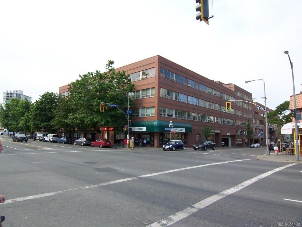 Main Photo: 4th floor 765 Broughton St in Victoria: Vi Downtown Office for lease : MLS®# 854432