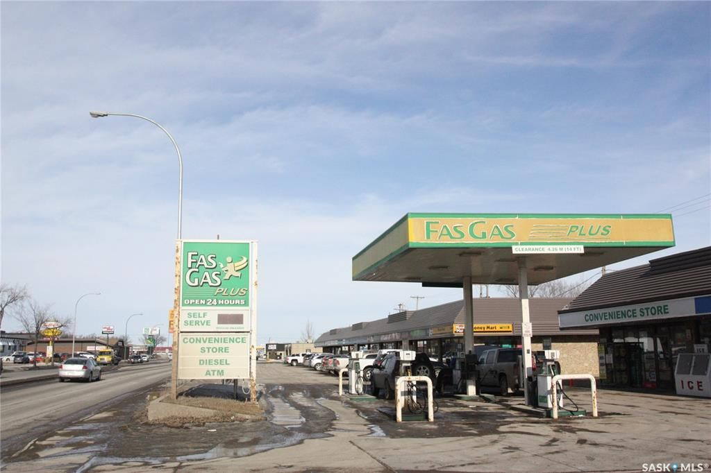 Main Photo: 1608 Idylwyld Drive North in Saskatoon: Kelsey/Woodlawn Commercial for sale : MLS®# SK841276
