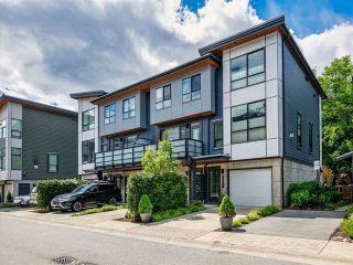 """Photo 1: 38371 SUMMITS VIEW Drive in Squamish: Downtown SQ Townhouse for sale in """"THE FALLS AT EAGLEWIND"""" : MLS®# R2587853"""