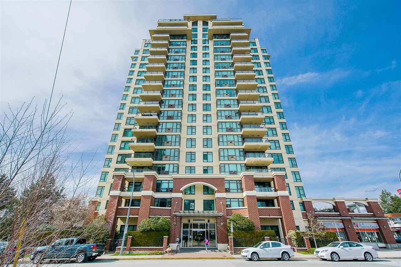 """Main Photo: 204 615 HAMILTON Street in New Westminster: Uptown NW Condo for sale in """"The Uptown"""" : MLS®# R2569271"""